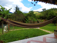 A beautiful view of Vilcabamba, Ecuador