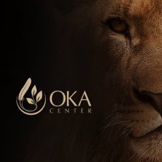 Courageous Oka Lion